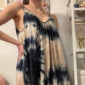 Tie-dyed summer dress ✨